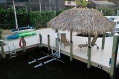 Dock, Tiki, and Jet Ski Lift