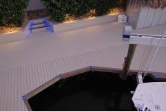Lighted Dock