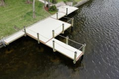 Simple Dock and Captain's Walk