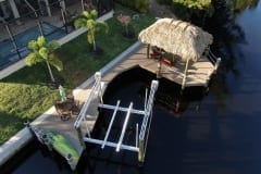 Dock and Lift in South Florida