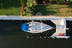 New Dock in Southwest Florida