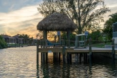 New Dock in Cape Coral
