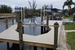 New Dock and Boat Lift