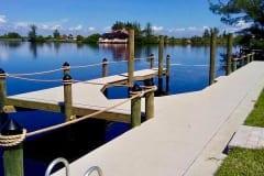 New Custom Dock