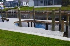 New Construction Dock